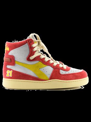 Diadora Sneakers baskets Atlanta white/red