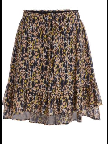 SET Skirt apricot/black