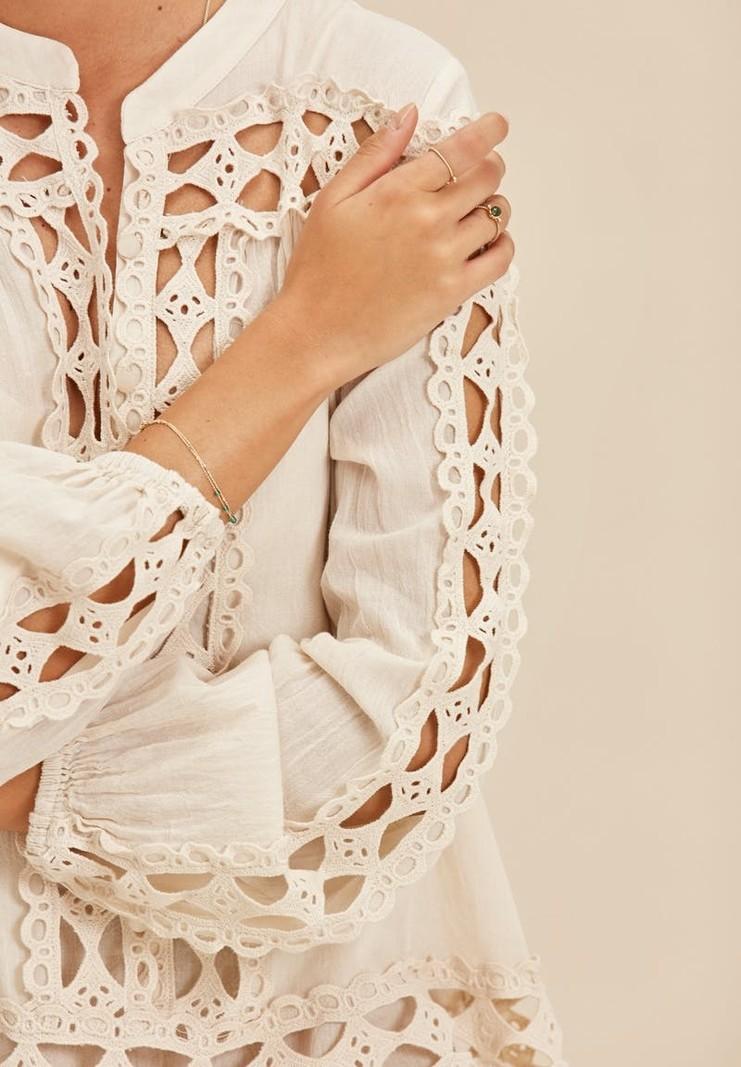 Devotion Short dress natural