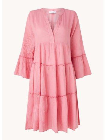 Devotion Dress midi pink