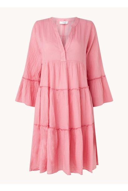 Dress midi pink