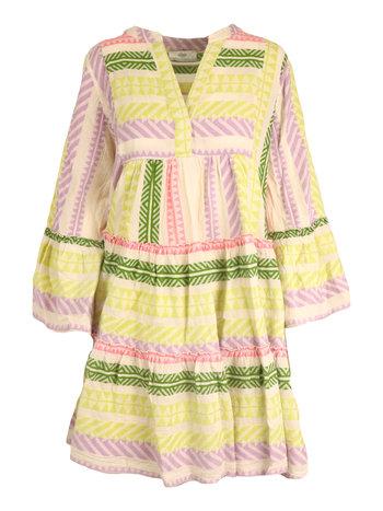 Devotion Short dress Ella lila