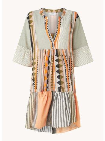 Devotion Short dress Ella khaki