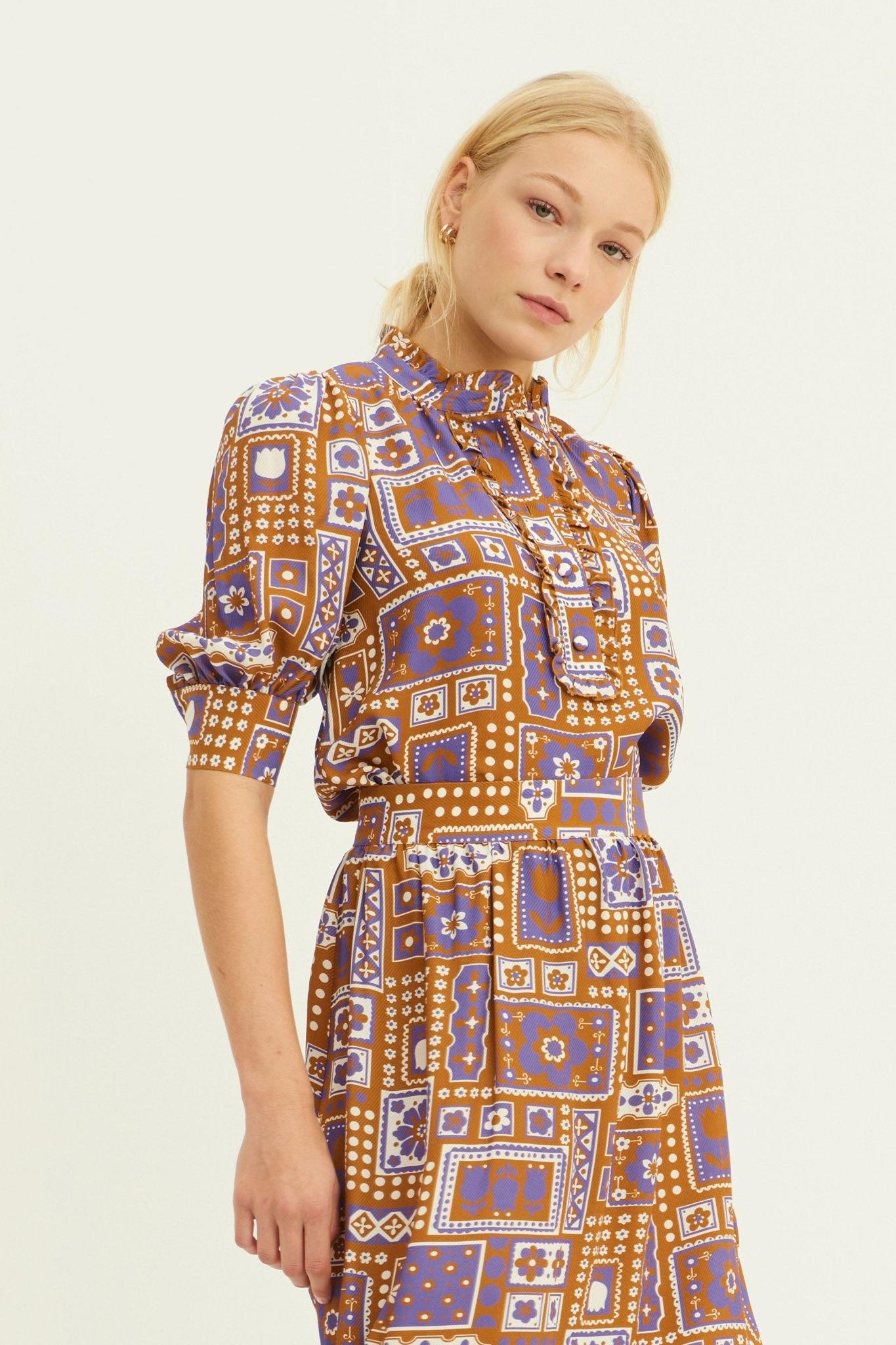 Honoka blouse-1