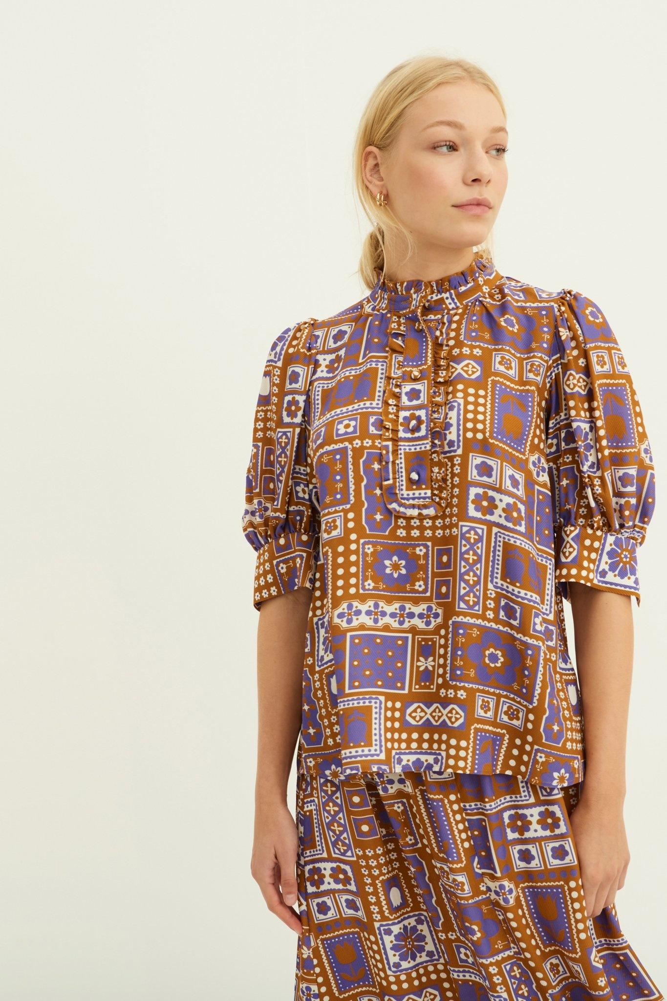 Honoka blouse-2