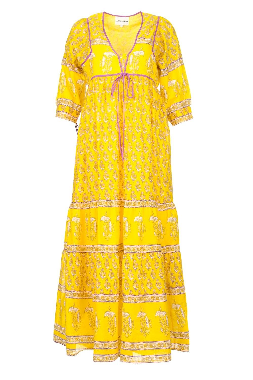 Mori long dress-1