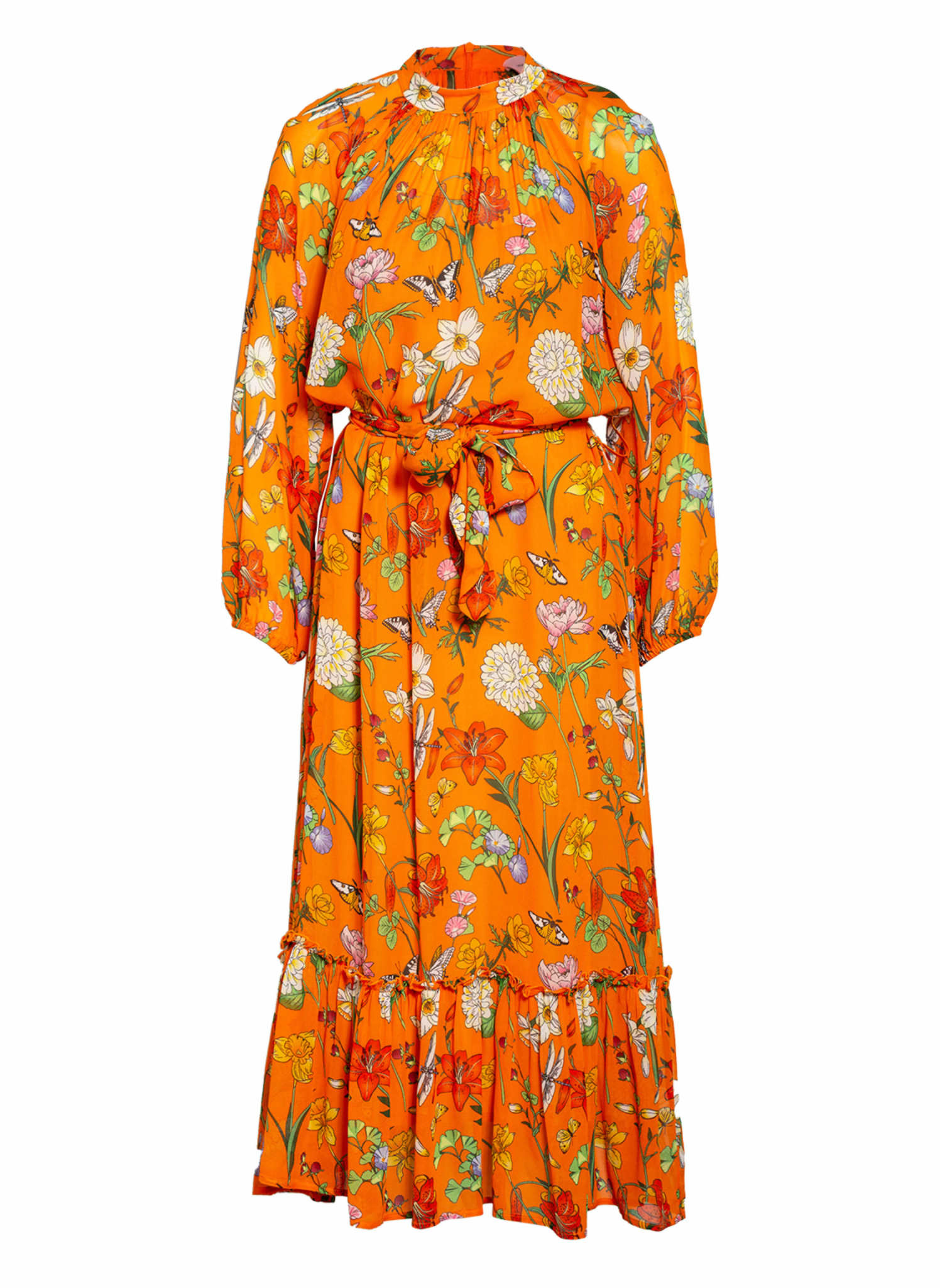 Dress solar/pine-1