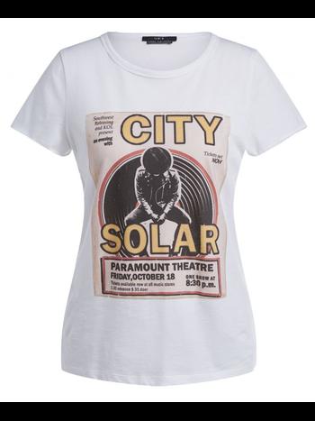 SET Tee city solar white