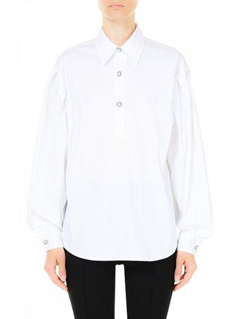 Liu Jo Blouse popeline stretch white