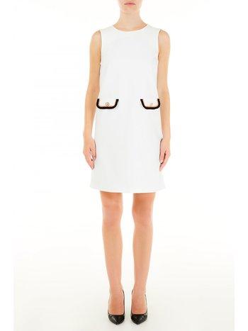 Liu Jo Dress classic white