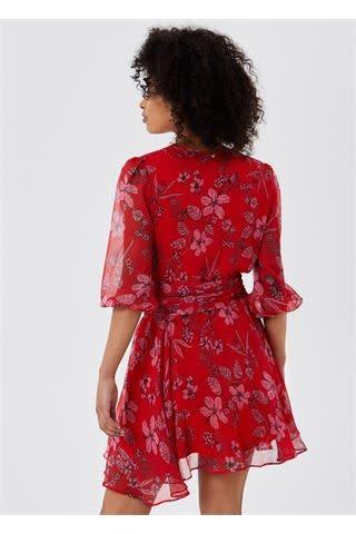 Dress Miami red-3