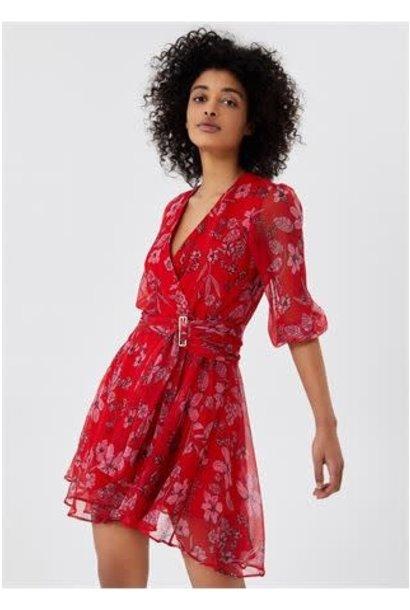 Dress Miami red