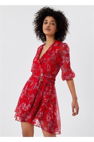 Dress Miami red-2