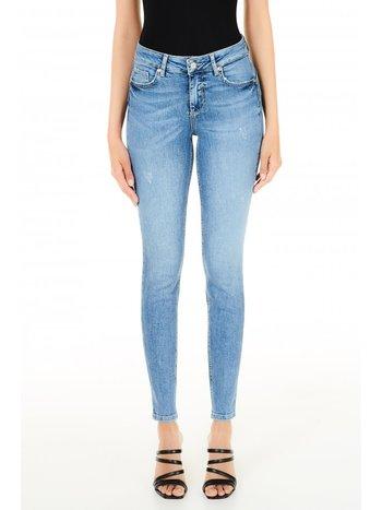 Liu Jo Jeans bottom up divine mid blue wash