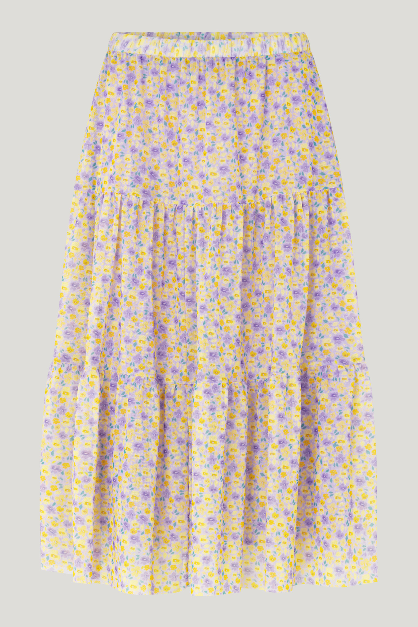 Skirt Jucile pastel-1