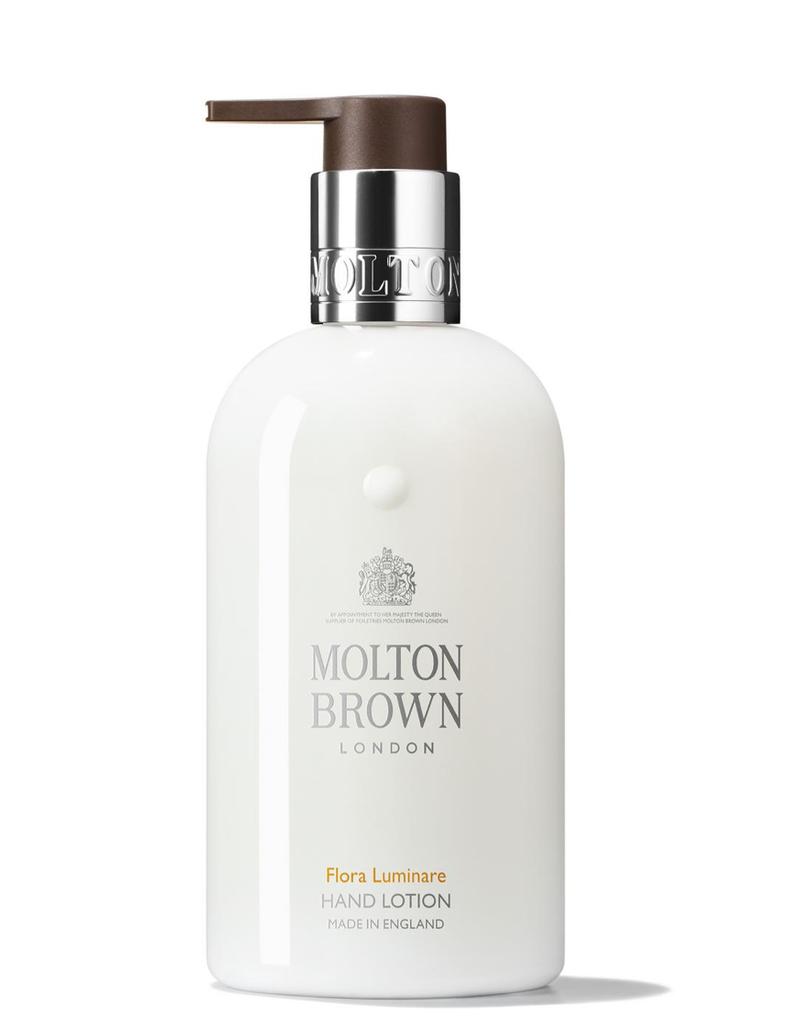 Molton Brown Flora  Luminare hand lotion
