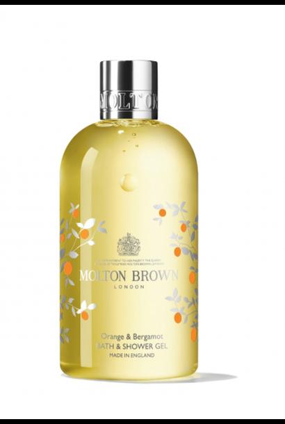 Oranje & Bergamot body wash