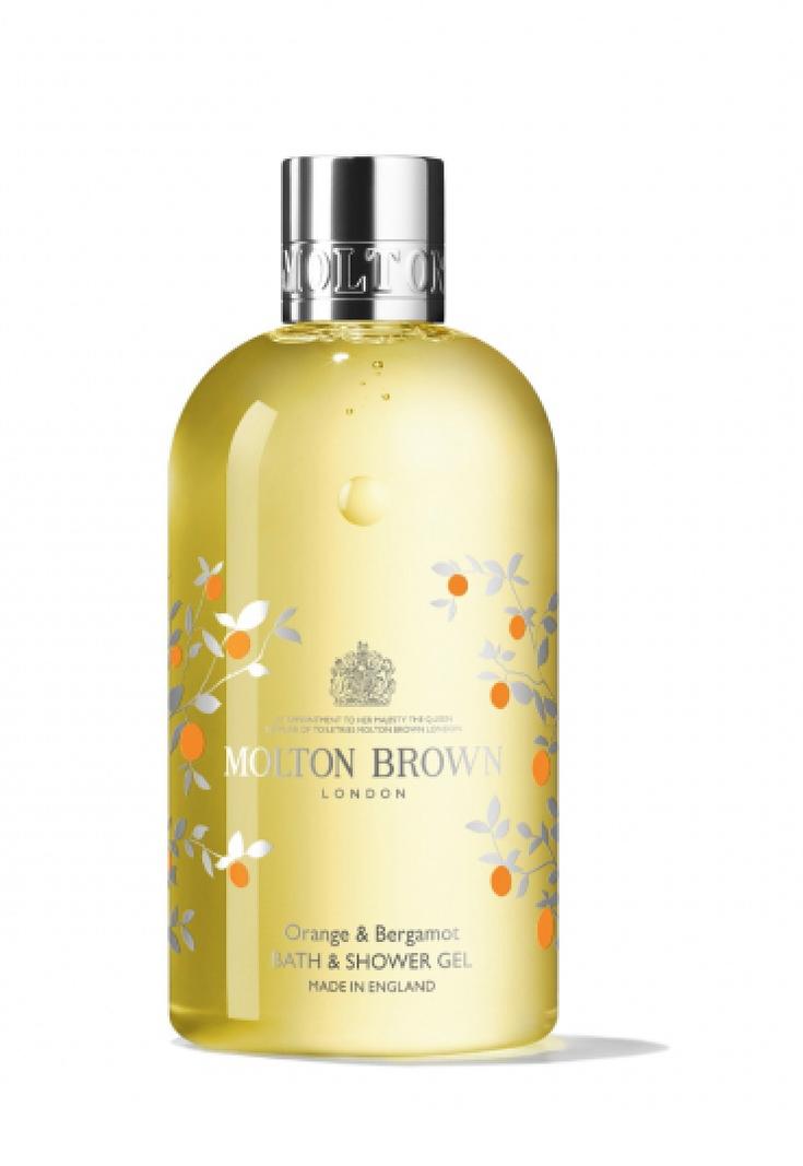 Molton Brown Oranje & Bergamot body wash
