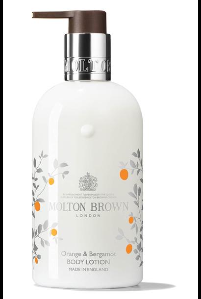 Oranje & Bergamot body lotion