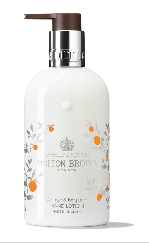 Orange & bergamot hand lotion-1