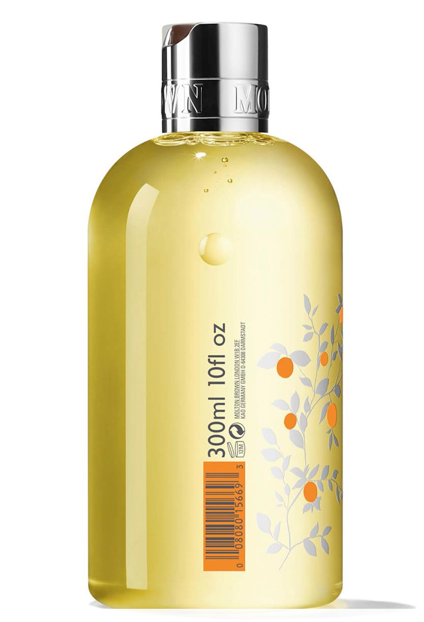 Oranje & Bergamot body wash-2