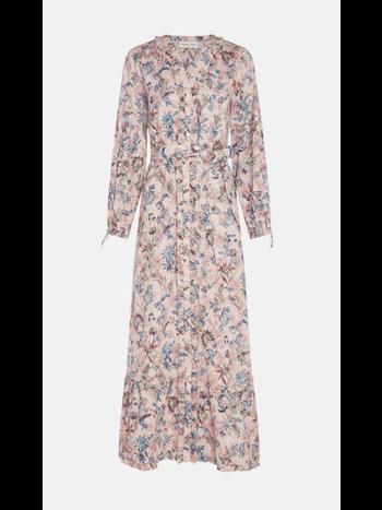 Fabienne Chapot Ann dress pink batik