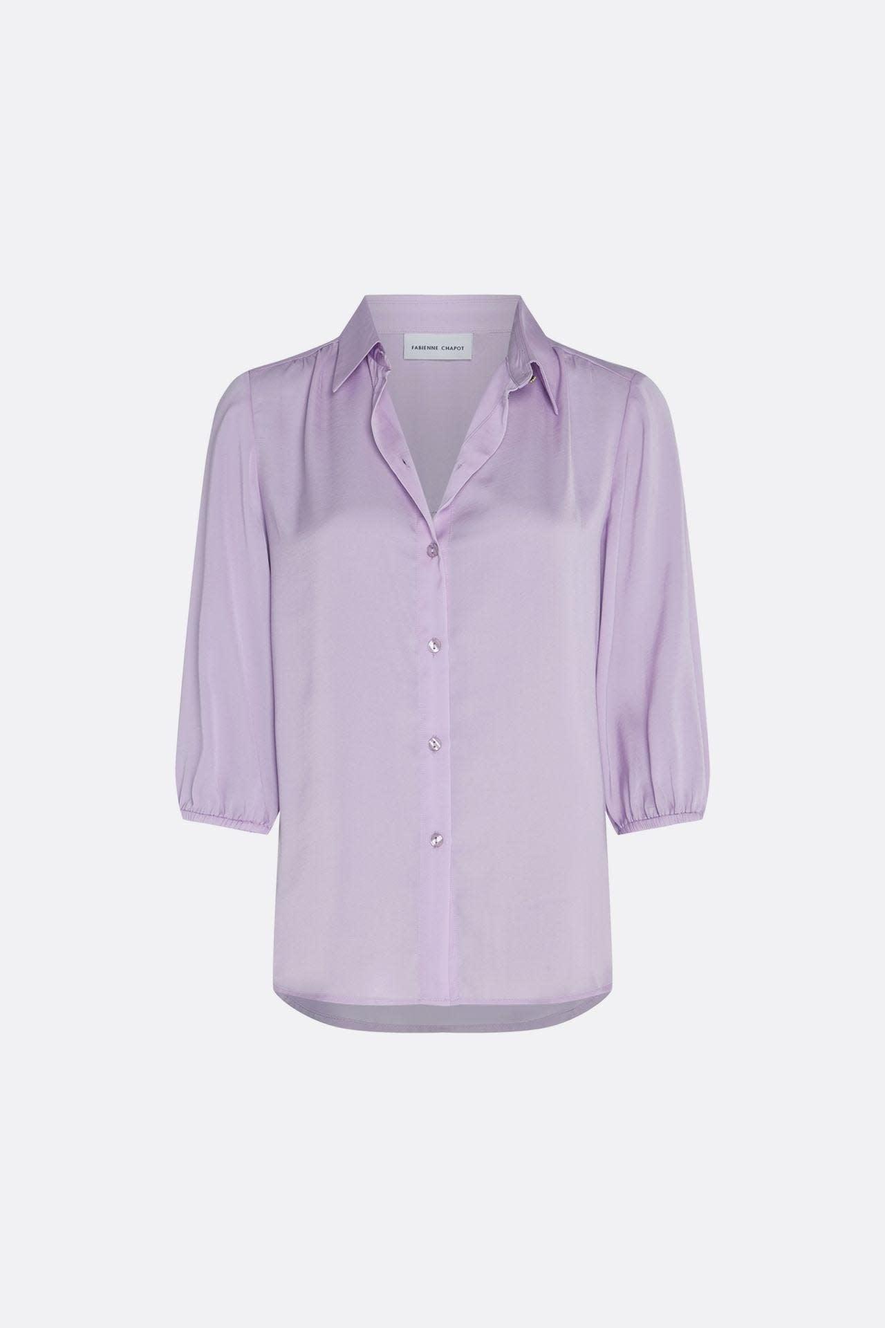 Mira short blouse Lila-1