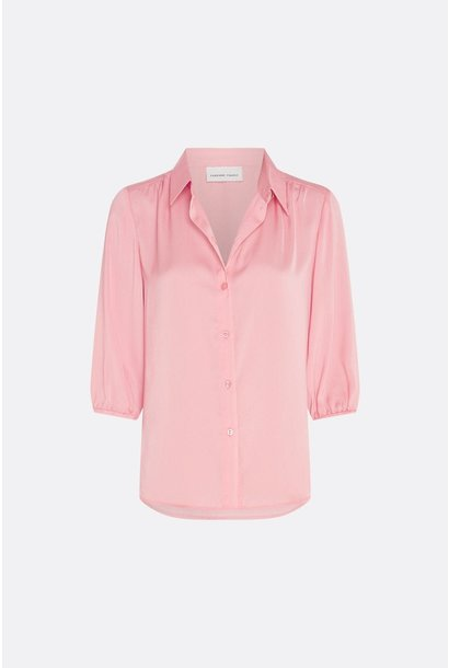 Mira short blouse pink
