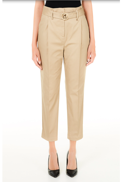 Pants high waist with stretch