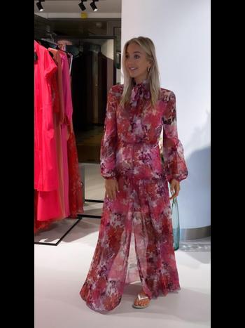 Liu Jo Dress abstract glower