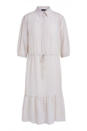 Dress light beige-1