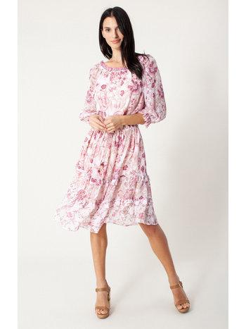 Hale Bob Dress blush