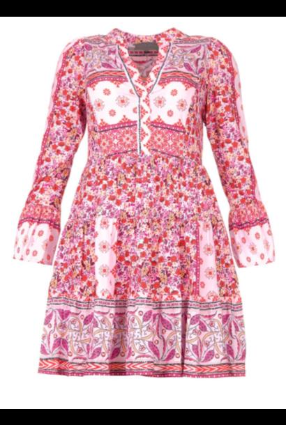 Dress Devon pink