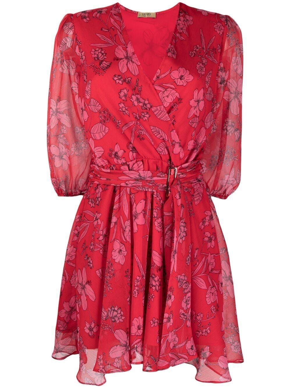 Dress Miami red-1