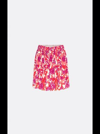Fabienne Chapot Swoosie skirt flaming red / bright hacienda