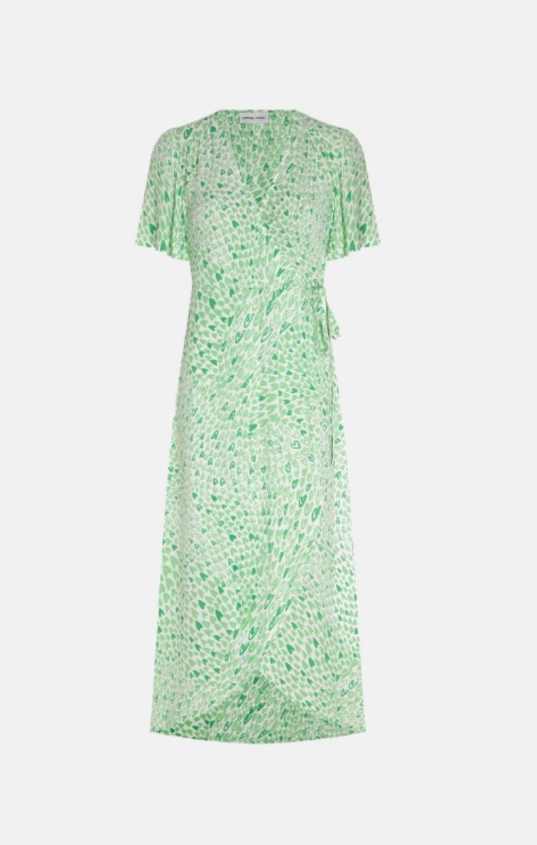Archana Sleeve dress cream-1