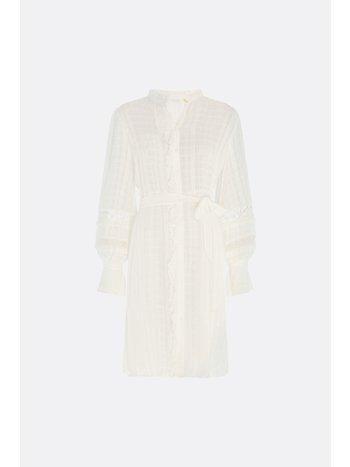 Fabienne Chapot Leo dress cream