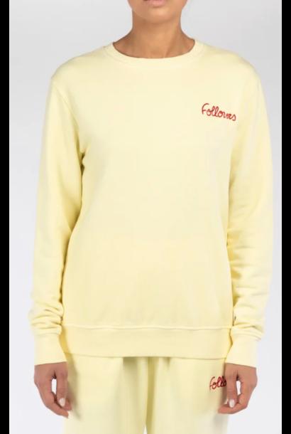 Sweater Kourtney yellow