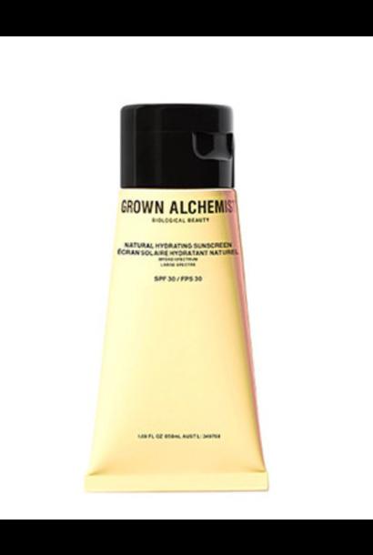 Natural hydrating sunscreen SPF 30