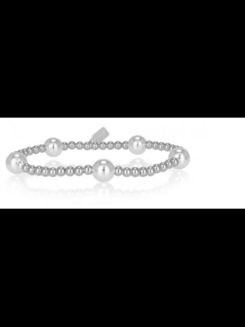 Ps Call Me Bracelet dot 5 silver silver