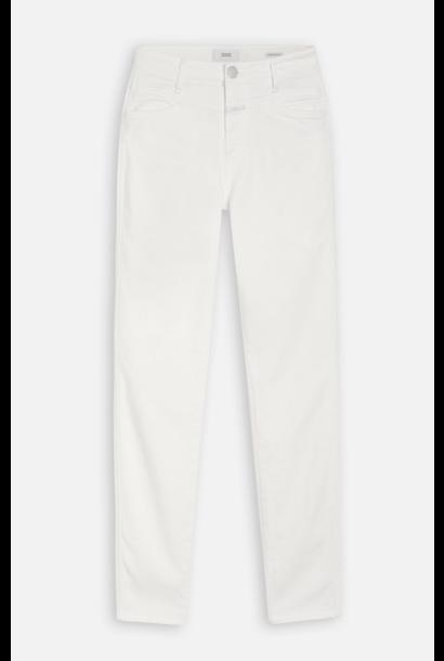 Skinny pusher white stretch