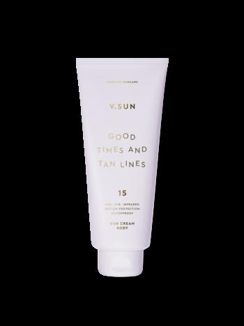 V.sun Sun cream body SPF15 200ML