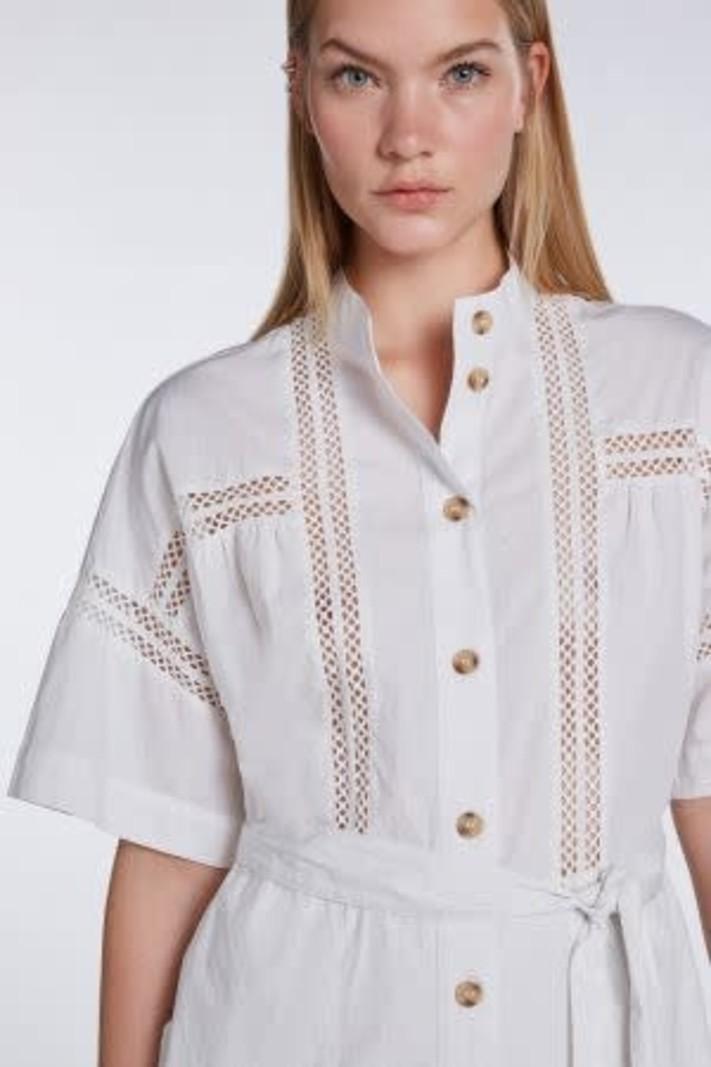 SET Dress cotton white