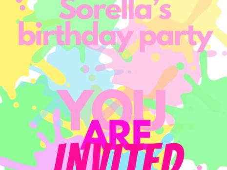 Let's celebrate you & me