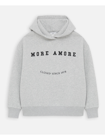 Closed Sweater hooded More Amore