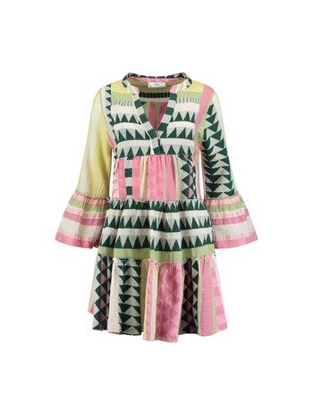 Devotion Dress Ella multi print