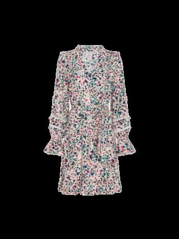 Fabienne Chapot Cleo dress cream/citron love cloud