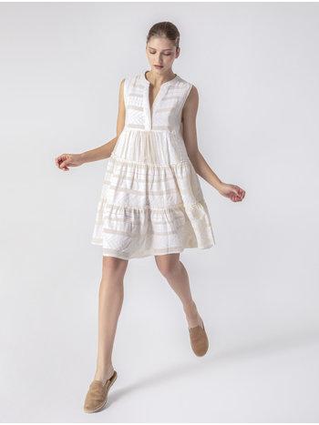 Devotion Short sleeveless zakar dress Ella