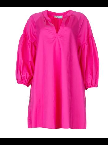 Devotion Short dress Maro fuchsia