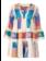 Devotion Dress striped color zakar Ella